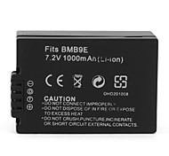 Digital Camera Battery for Panasonic DMC-FZ45 ,FZ48, FZ40,FZ100 (7.2V, 1000mAh)