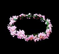 Copricapo Donne/Bambina Fiori Matrimonio/Occasioni speciali Carta Matrimonio/Occasioni speciali