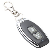 Two Keys 315MHz / 433MHz Wirless Remote Control Blue LED Fixed Code