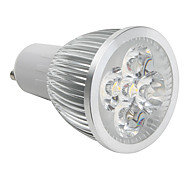 5W GU10 LED Spotlight MR16 5 High Power LED 450 lm Warm White AC 85-265 V