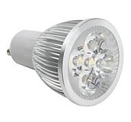 Lâmpadas de Foco de LED GU10 5W 450 LM K Branco Quente 5 LED de Alta Potência AC 85-265 V MR16