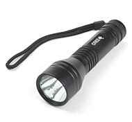 sorrir sol C9 recarregável conjunto lanterna LED (730lm, 1x18650)