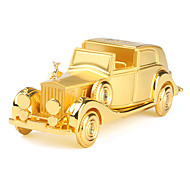 Gold Luxury Car Gas Lighter