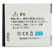 iSmart Fotocamera digitale Batteria per Samsung TL100, ST45, ST50, ST500, ST550, IT100