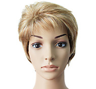 Capless Short Synthetic Wave Hair Wig