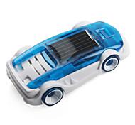 Solar and Salt Water Hybrid Powered Car