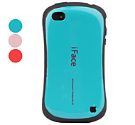 sapone a forma di custodia protettiva in pvc per iPhone 4 e (colori assortiti) 4s