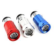 Cigarette Lighter Rechargeable Waterproof Car Flashlight 30 Lumens (Assorted Colors)