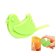 Bird Shaped Easy Orange Paring Peeler