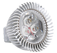 GU5.3 3 W 3 High Power LED 270 LM Warm White MR16 Spot Lights DC 12 V