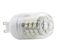 3W G9 LED-maïslampen T 48 SMD 3528 150 lm Natuurlijk wit AC 220-240 V