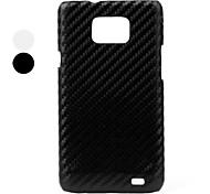 Plastic beschermhoes voor Samsung Galaxy S2 i9100