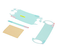Screen Protector Kit with Cleaning Cloth for PS Vita