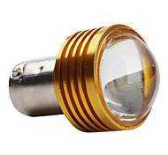 1156 Car White 1W SMD LED 5800-6300 Turn Signal Light Fog Light