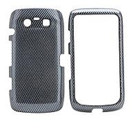 grid fondello modello e telaio paraurti per BlackBerry 9850/9860 (nero)