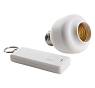 Screw-In Wireless Light Bulb Remote Control with Adapter (50W)