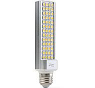 Ampoule Maïs Blanc Chaud E26/E27 10 W 60 SMD 5050 600 LM 2500K K AC 100-240 V