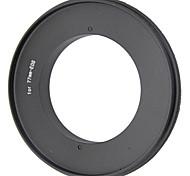 77mm Reverse-Ring-Adapter für Canon EOS-Kamera
