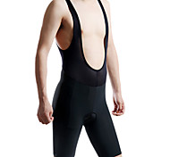 JAGGAD Bike/Cycling Bib Shorts / Shorts / Bottoms Men's Breathable / Quick Dry / Reflective Strips Spandex / Polyester SolidS / M / L /