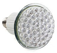 3W E14 Focos LED MR16 48 LED de Alta Potencia 240 lm Blanco Natural AC 100-240 V