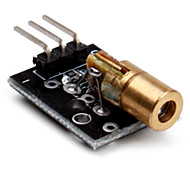 Electronics DIY (For Arduino) 650nm Laser Sensor Module