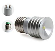 E26/E27/GU10 W 1 High Power LED 200 LM Natural White MR11/PAR Spot Lights AC 85-265 V