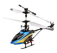 502C F-Series 4-Channel Alloy Structure Remote Control Helicopter with Gyro (Blue)