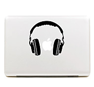 "Sporty Headphone Apple Mac Decal Skin Sticker Cover for 11"" 13"" 15"" MacBook Air Pro"