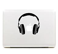 """deportivo para auriculares Apple Mac cubierta de piel calcomanía etiqueta adhesiva de 11 """"13"""" 15 """"MacBook Pro de aire"""