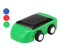 DIY Solar Car Kit Clock (Assorted Colors)