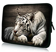 "Ruhe-Tiger Neopren Laptop-Hülle für 10-15 ""iPad MacBook Acer Dell HP Samsung"