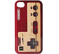 Einzigartige Hülle für iPhone 4 und 4S mit Retro Spiel Consolen Motiv