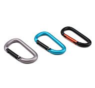 D Shaped Carabiner 8mm