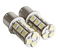 1156 18 * 5050 SMD LED blanco de coches señal luminosa