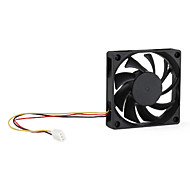 3-Pin AMD Cooling Fan 70mm Two Balls Bearing