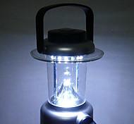 LED Taschenlampen / Laternen & Zeltlichter LED 1 Modus Lumen rutschfester Griff Andere AAA Camping / Wandern / Erkundungen-Andere,Schwarz