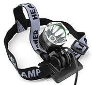 Small Sun ZY-T01 3-Mode 1200LM Rechargeable Headlamp with Cree XM-L T6 LED