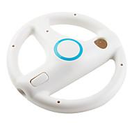 volante da corsa per Wii / Wii U controller con MotionPlus (bianco)