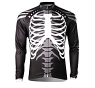 SPAKCT Men's Long Sleeve Cycling Jersey