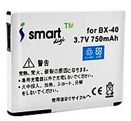 iSmart 750mAh batería para Motorola MOTOZINE ZN5, v9, v8, f3, F3C, u9