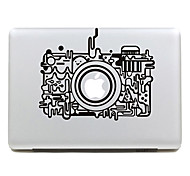"Retro Camera Apple Mac Decal Skin Sticker Cover for 11"" 13"" 15"" MacBook Air Pro"