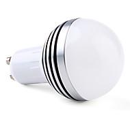 Lâmpada Redonda GU10 3 W 300 LM 3000K K Branco Quente 3 LED de Alta Potência AC 85-265 V G