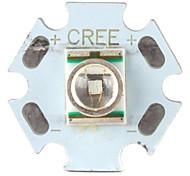 DIY CREE 5W 493LM 6000-7000K Natural White Light LED Emitter (3.2-3.6V)