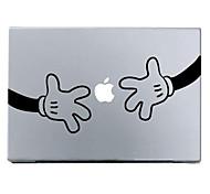"""padrão de palma proteger adesivo de pele para 11 """"13"""" 15 """"macbook pro ar"""