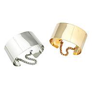 Women's Cuff Bracelet Alloy