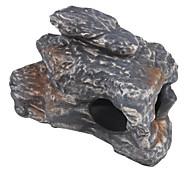 profesional acuario de cíclidos piedra roca ornamental