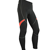 Santic New Designed Men or Women's High Breathability Cycling Pants with 4D Pad