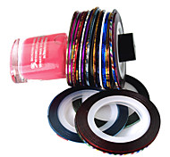 29 Color Nail Tape Decoration Sticker