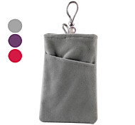 Textile Universal Pouches for iPhone 3G and 4S(Assorted Colors)