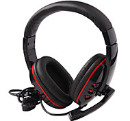 High-Quality Computer Headphones with Microphone